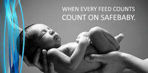 when every feed counts, count on safebaby