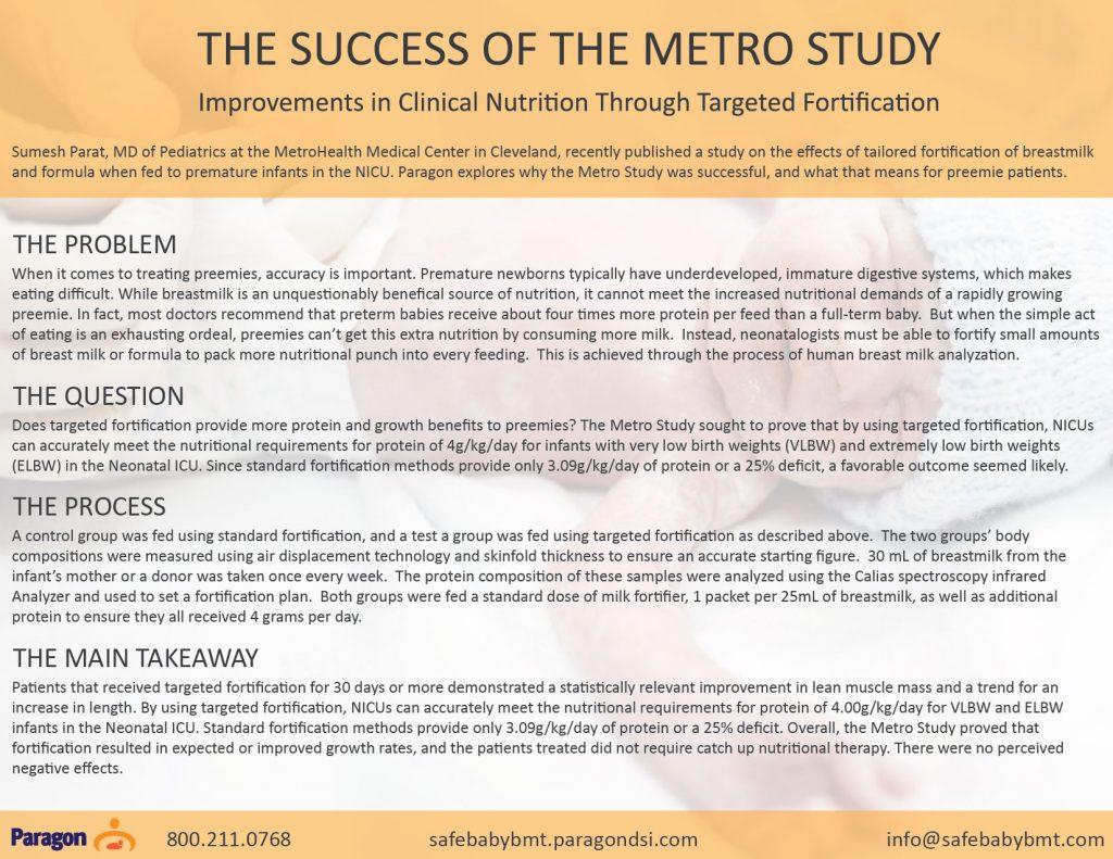 metro-study